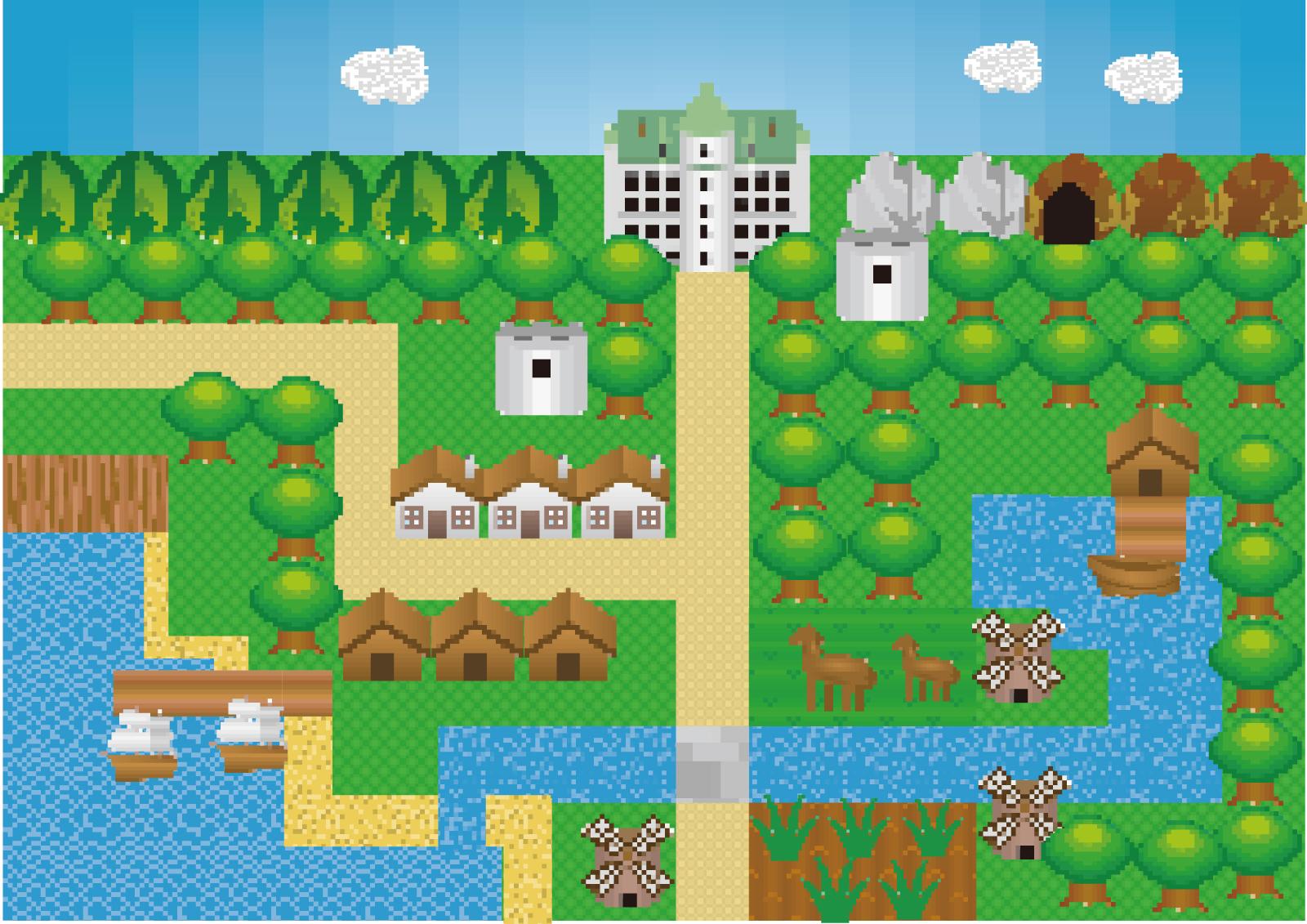 ゲーム紹介する時のアイキャッチ画像